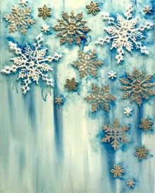 Winter 3D Painting, November 4th, 2:00-5:00 pm