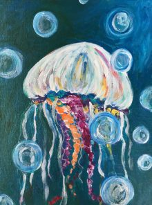 Jellyfish Class, March 22nd