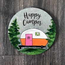 Camper Painting: May 14th, 2019